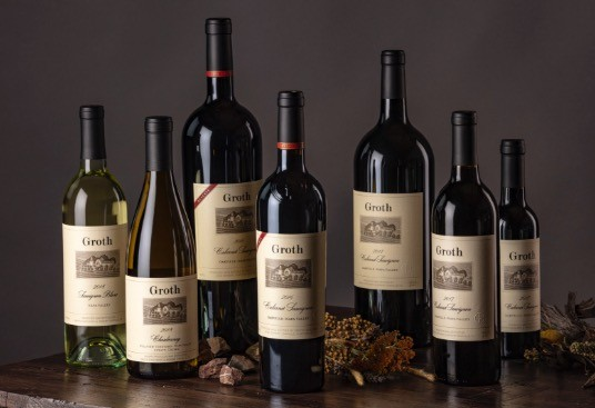 Purchase Groth Wines - Bottles image